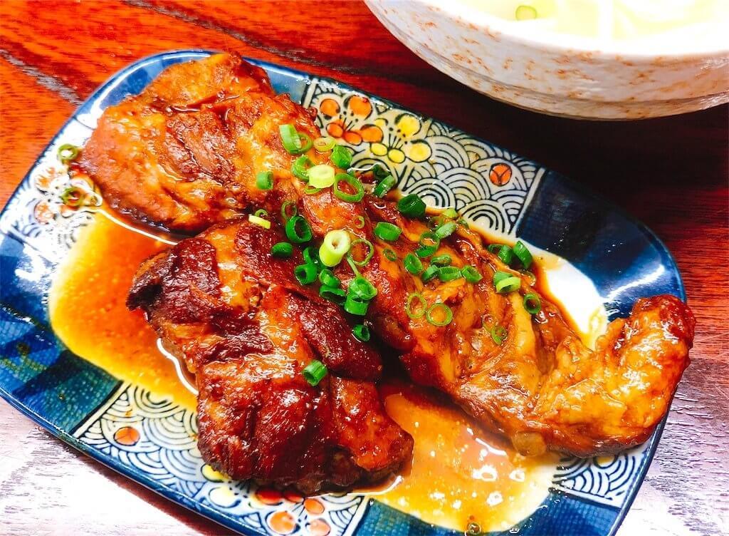 明石食堂のトロトロソーキ