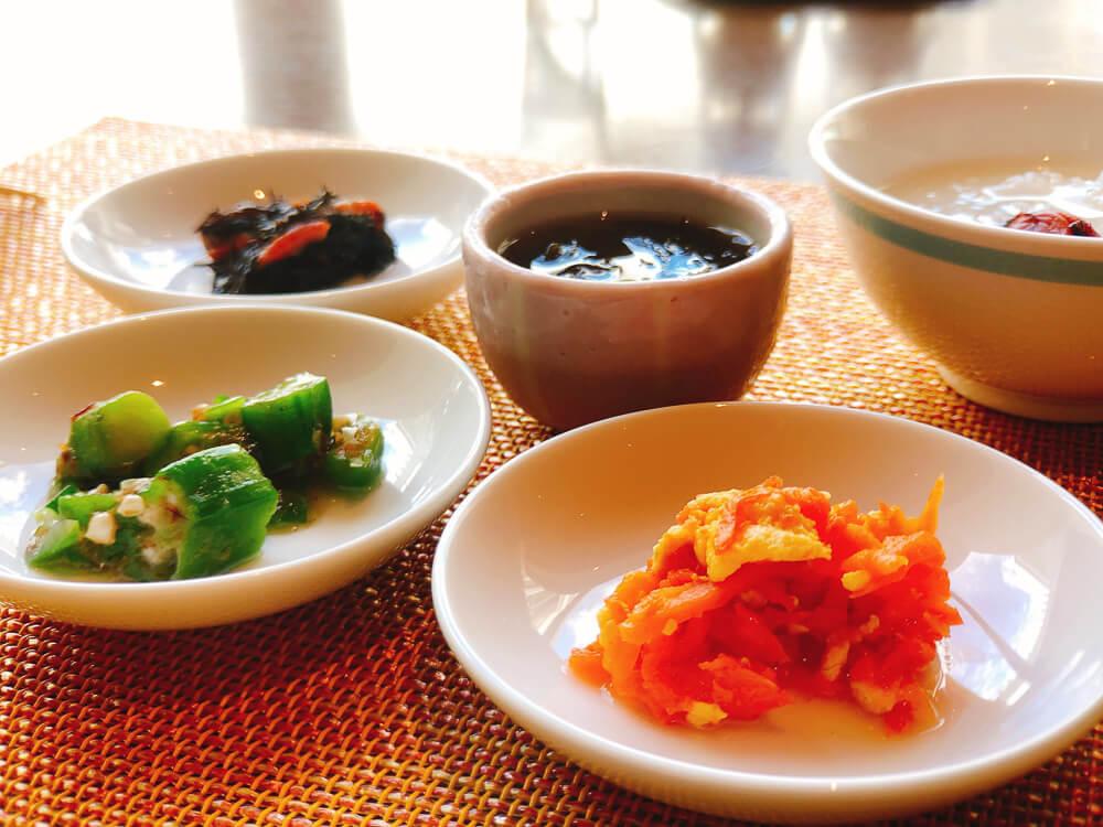 ANAインターコンチネンタル_朝食ブッフェ_沖縄料理