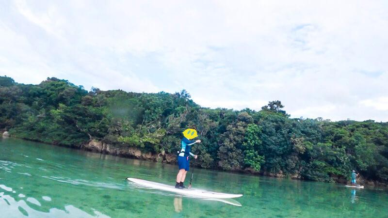 SUP石垣島・川平湾