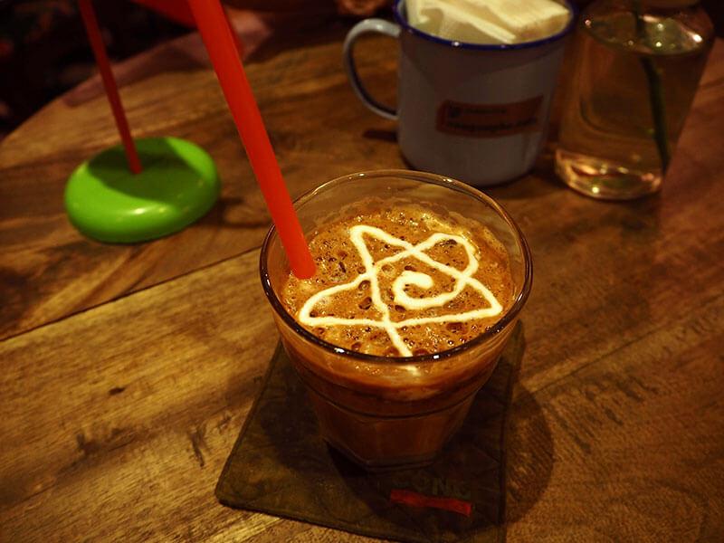 コンカフェ_ベトナムコーヒー