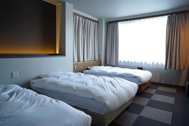 星野リゾート青森屋の5人部屋